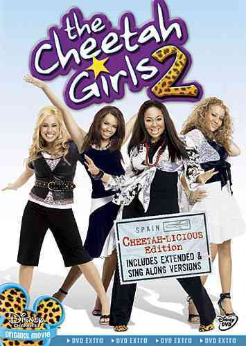 CHEETAH GIRLS 2 BY CHEETAH GIRLS (DVD)